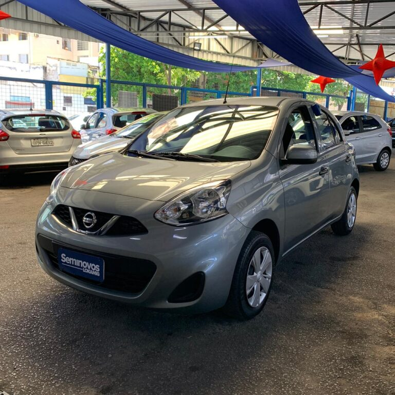 Nissan March S 1.0  (3975)