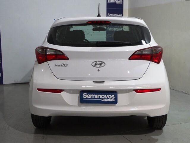 Hyundai HB20 1.0 Unique (0057)