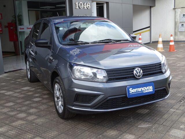 Volkswagen Voyage 1.6 Msi (7219)