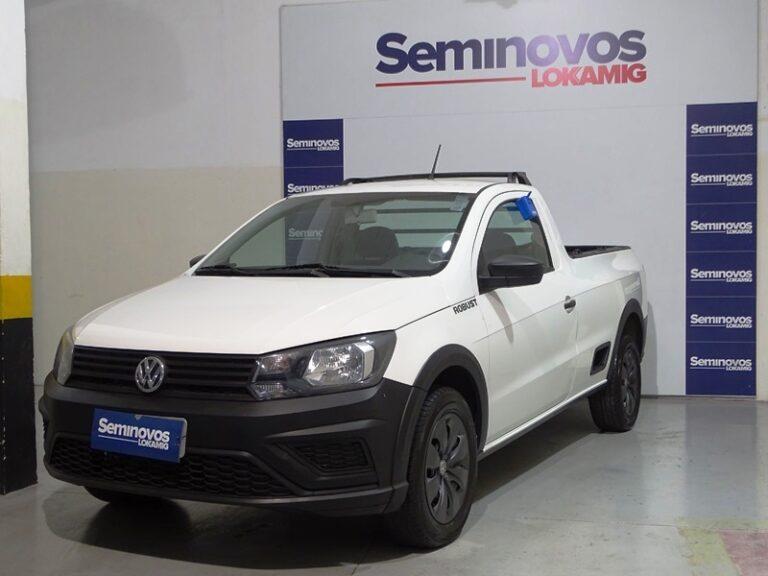 Volkswagen Saveiro Robust 1.6 (5073)