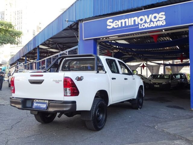 Toyota Hilux CD 2.8 4×4 16V Diesel (4905)