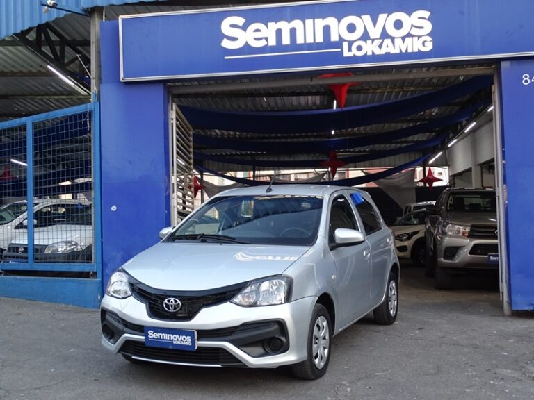 Toyota Etios X 1.3 (2471)