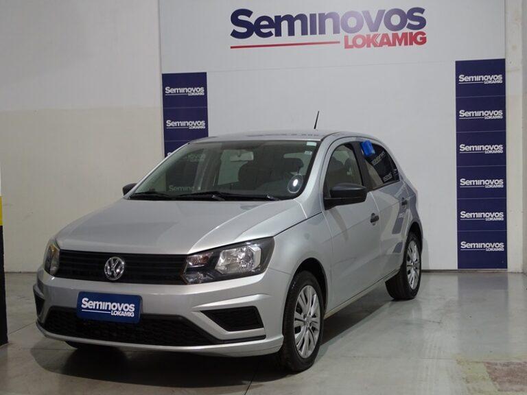 Volkswagen Gol 1.6 Msi (8093)