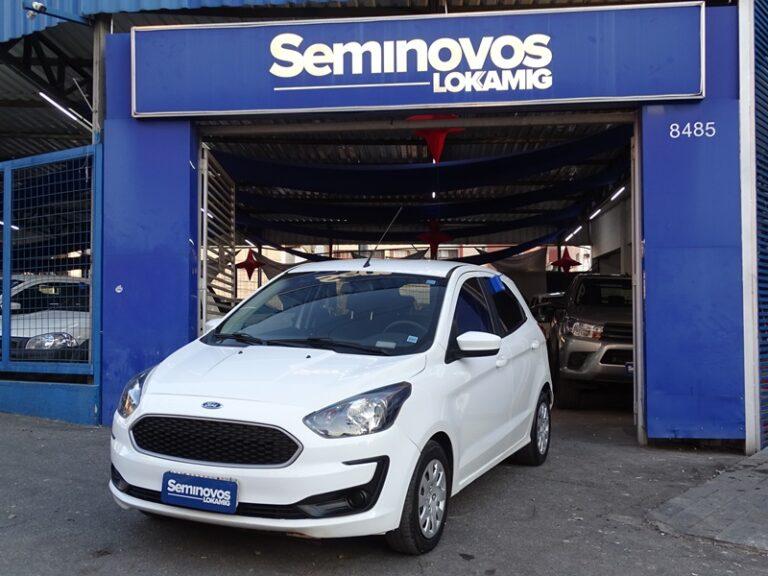 Ford Ka Se 1.0 (8815)