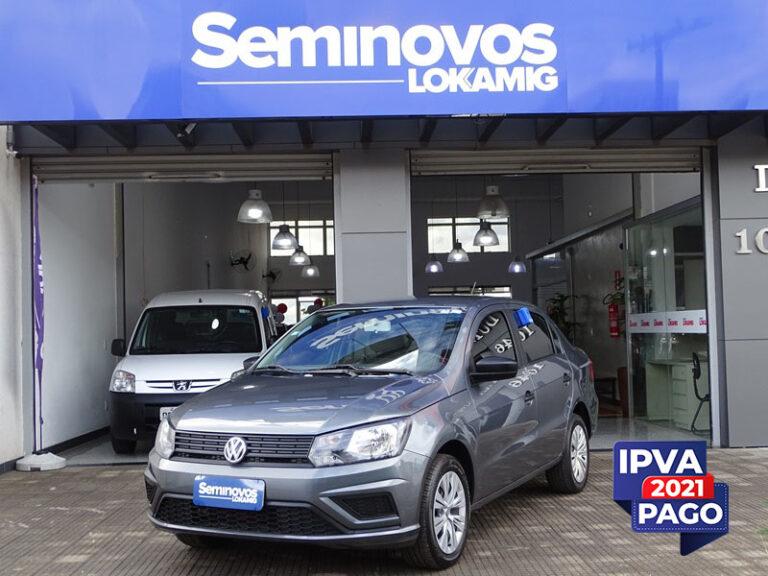 Volkswagen Voyage 1.6 Msi (7215)
